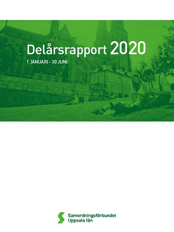Samordningsförbundet - delårsrapport 2020