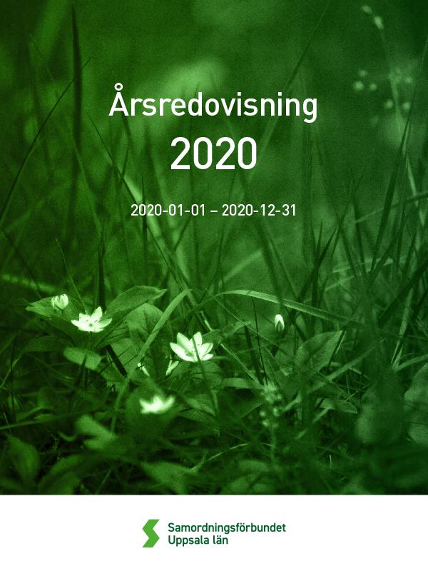 Samordningsförbundet - årsredovisning 2020